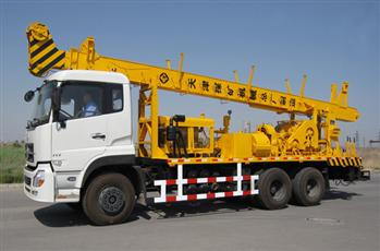SPC-300D(6×4) Water Well Drill Rig