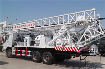 SPC-600 HW Water Well Drill Rig