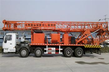 SPC-1000 Water Well Drill Rig