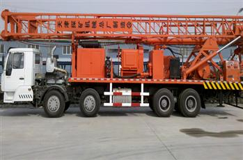 1000m Water Well Drill Rig