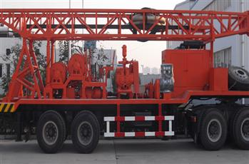 SPT-450 Water Well Drill Rig
