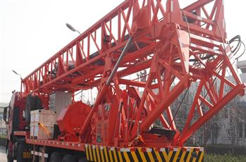 1000m Water Well Drilling Rig